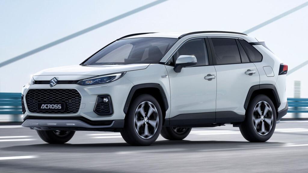 Suzuki A-Cross 2021