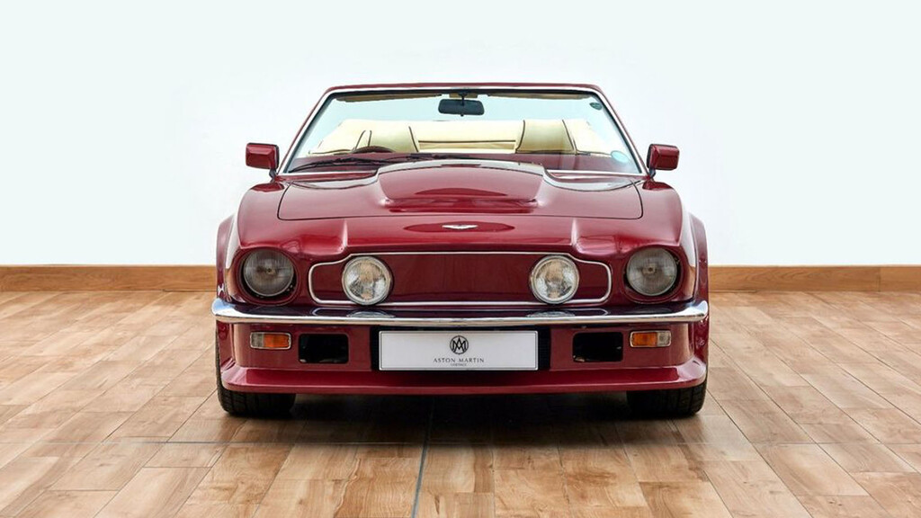 Aston Martin V8 Volante 1988 (David Beckham)