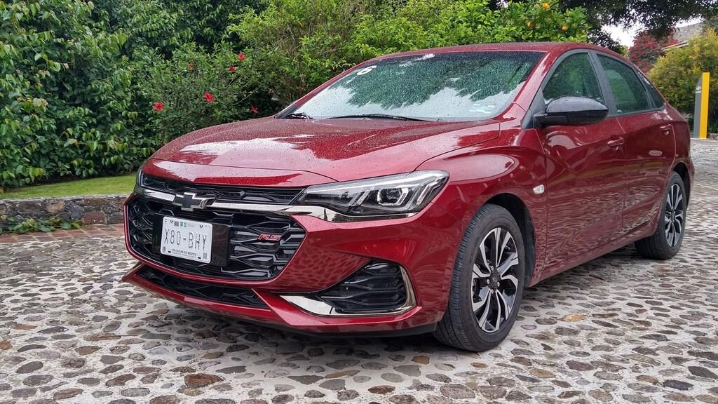 Chevrolet Cavalier 2022 lanzamiento en México