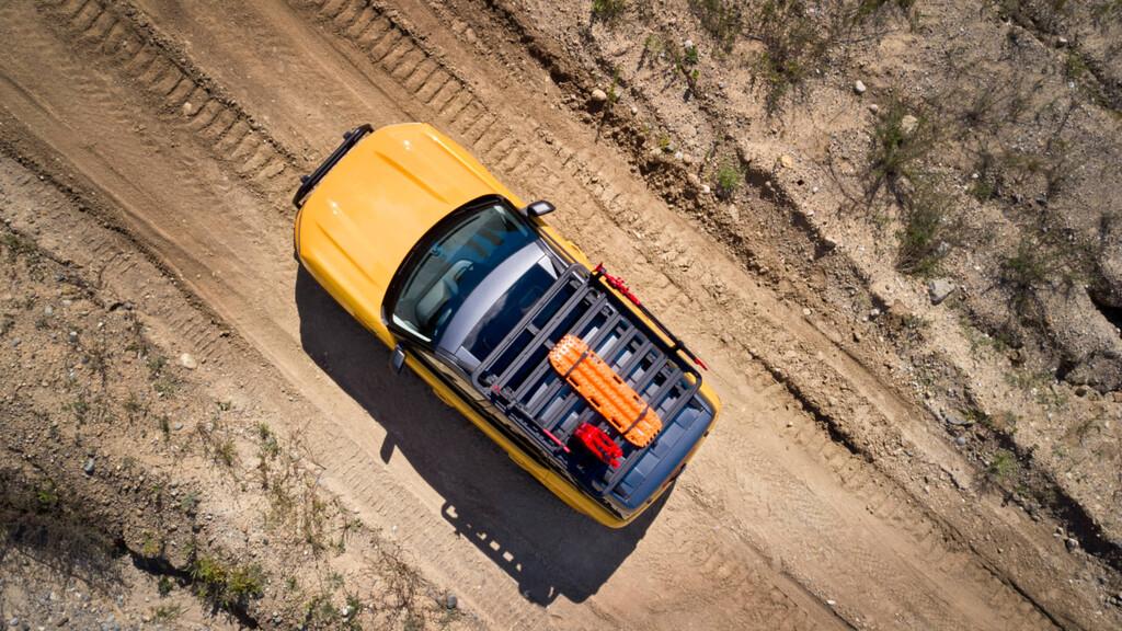 Ford Bronco Sport Trail Rig - Autocosmos.com