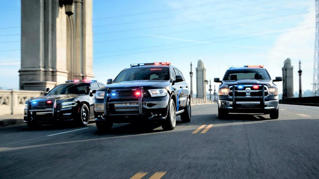 Dodge Charger y Durango Pursuit 2021