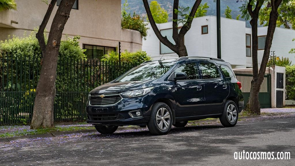 Test Drive Chevrolet Spin 2019