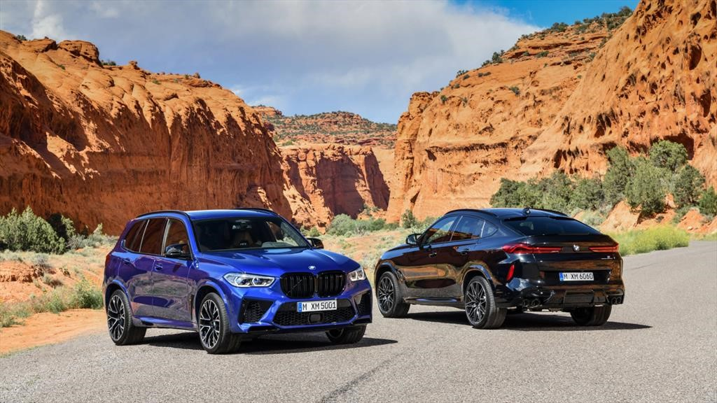 BMW X5 M / M Competition 2020