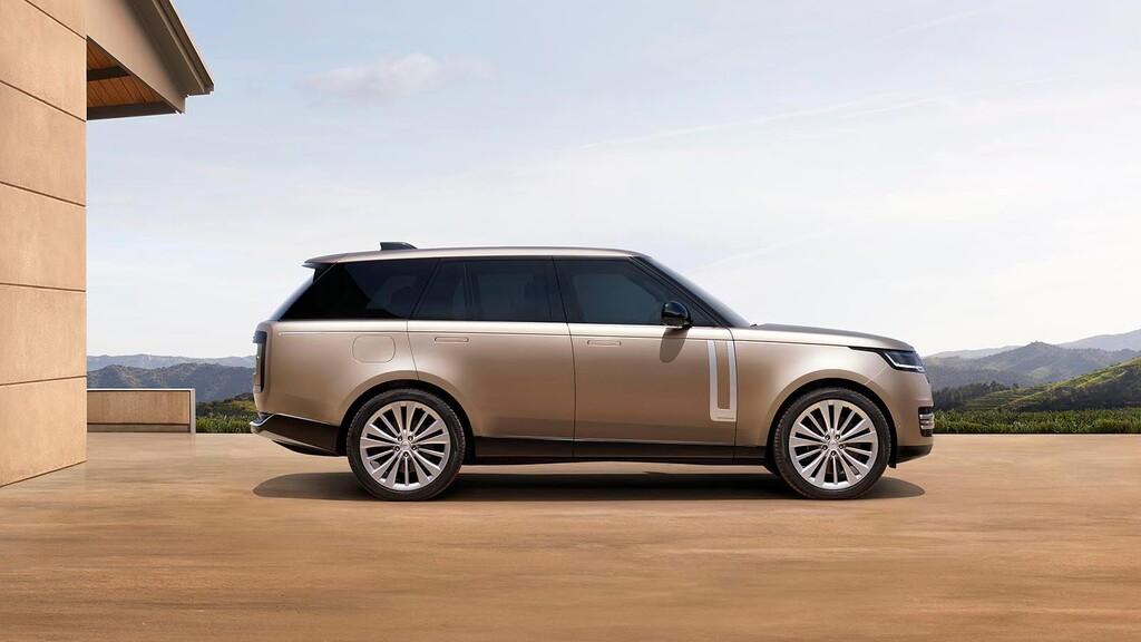 Range Rover 2023
