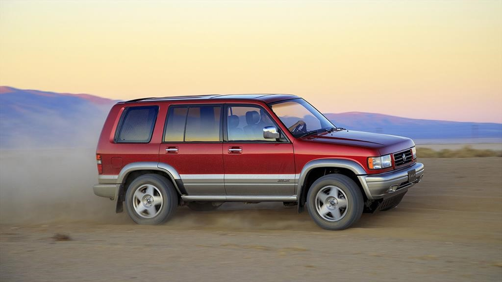 Acura SLX SH-AWD
