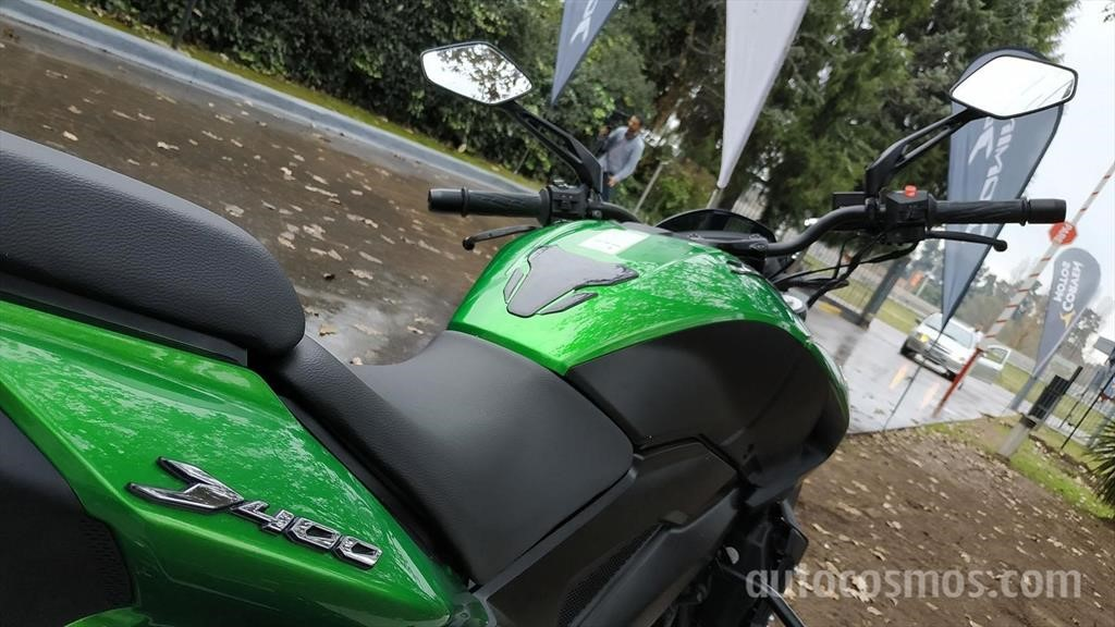 Nueva Bajaj Dominar D400