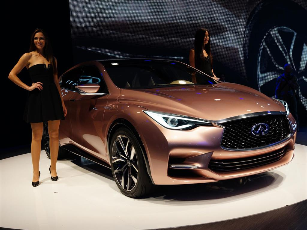 Sal n de frankfurt 2013 infiniti presenta el q30 concept for 10 best audiobooks of 2013 salon