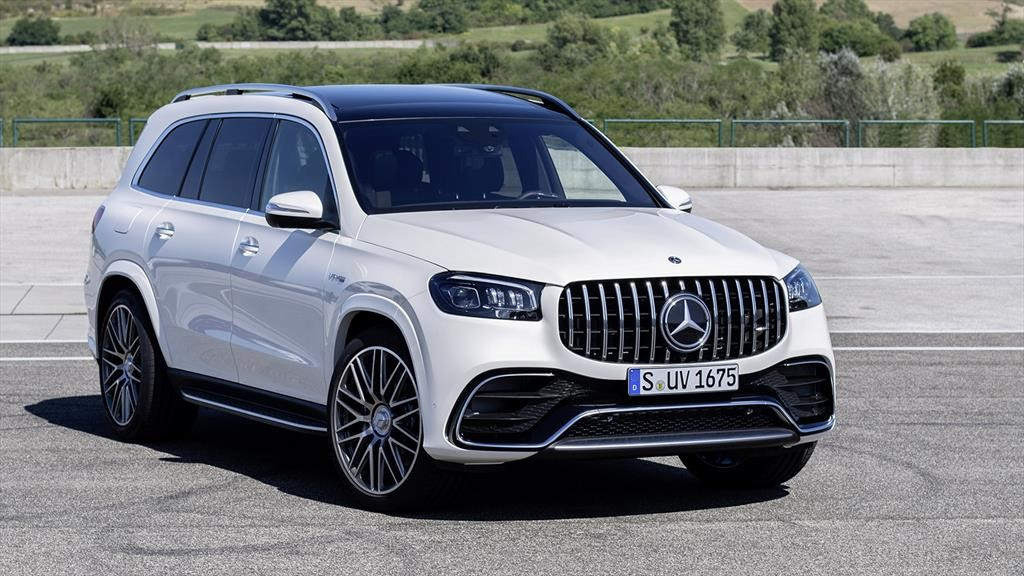 Mercedes AMG GLS 63 4Matic+