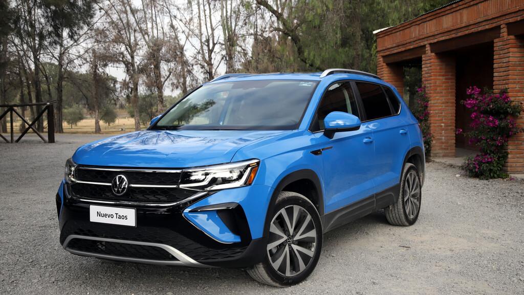 Volkswagen Taos 2021 llega a México - Autocosmos.com