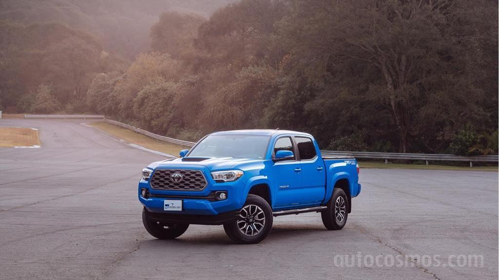 Toyota Tacoma 2020 hecha en Guanajuato
