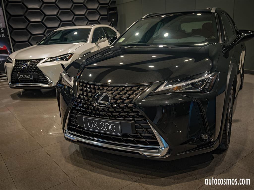 Lanzamiento en Chile: Lexus UX 2019