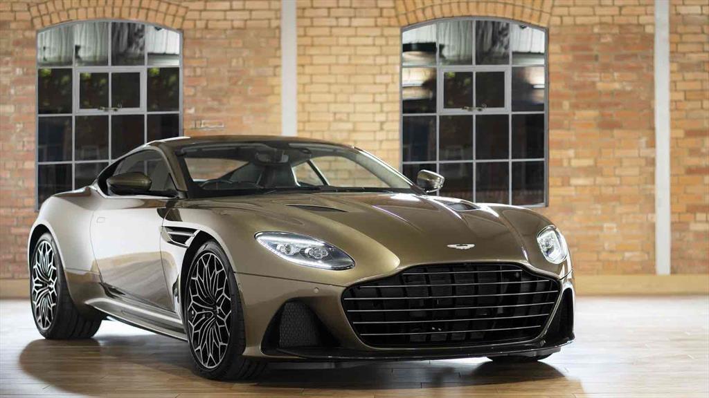 Aston Martin DBS Superleggera Secret Service