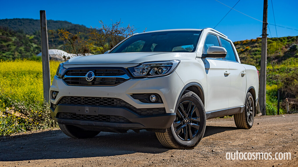 Ssangyong Musso 2021 - Test Drive