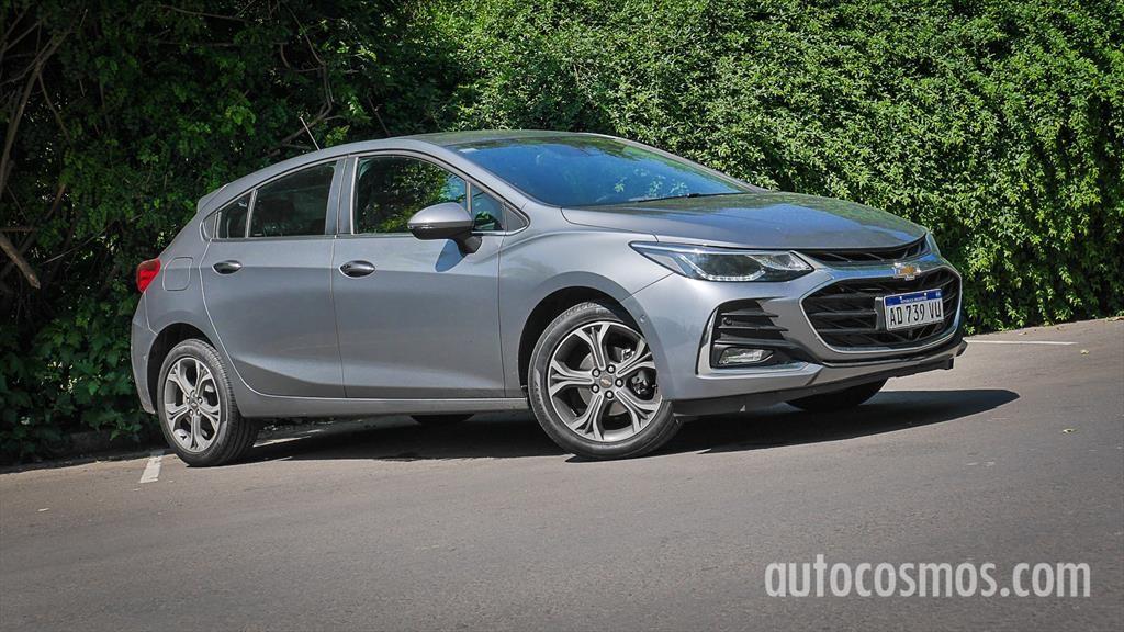 Chevrolet Cruze Premier a prueba