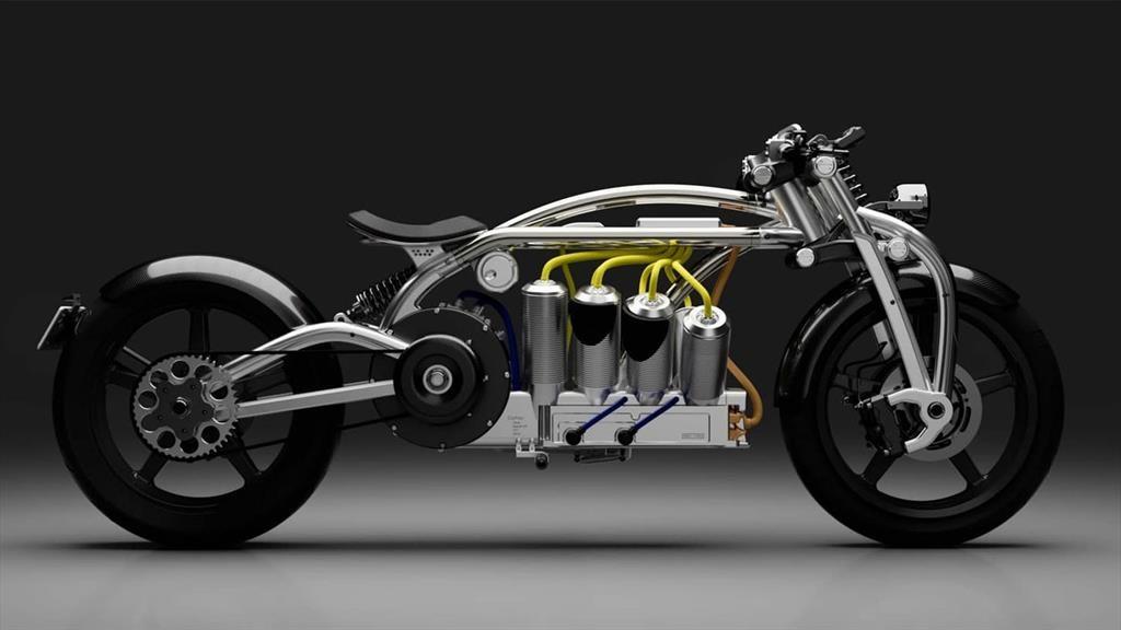 Curtiss V8 Hera Concept