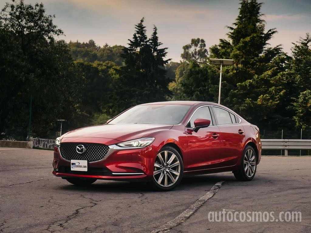 Mazda 6 2019 - Autocosmos.com