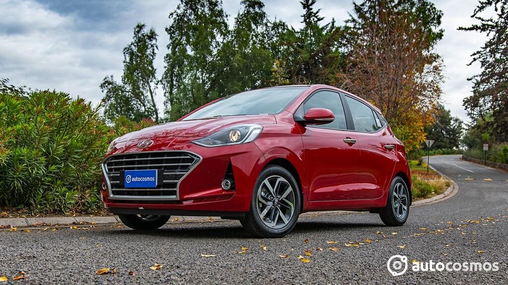 Hyundai Grand i10 2021 - Test Drive