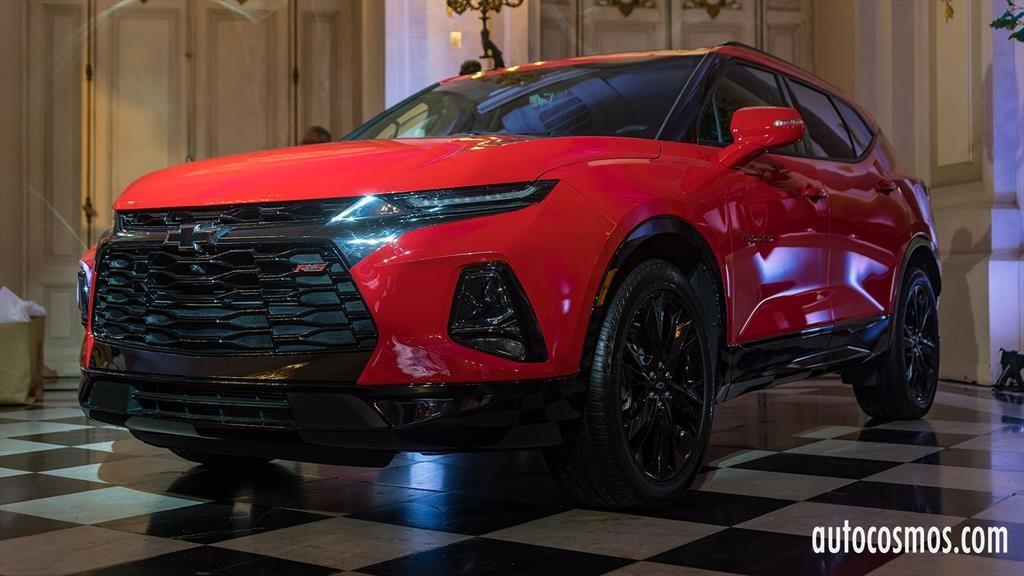 Chevrolet Blazer 2019 - Lanzamiento en Chile