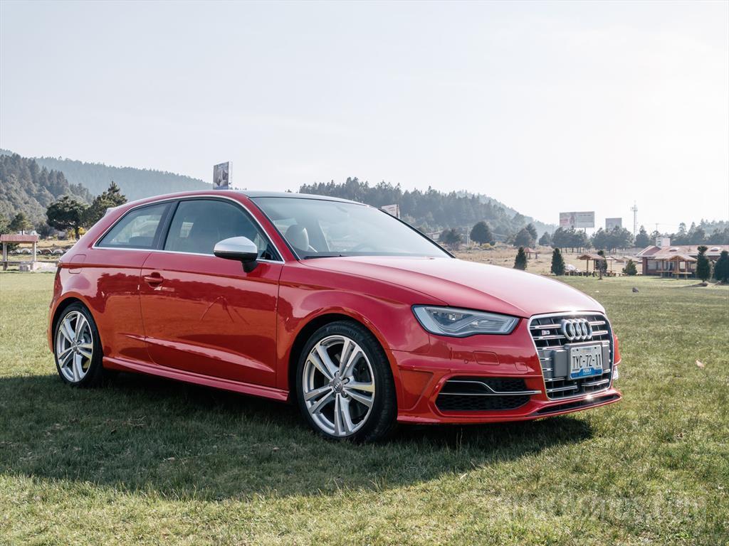 Audi S3 2014 - Autocosmos.com