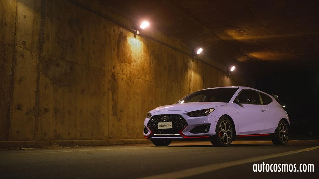 Test Drive Hyundai Veloster N