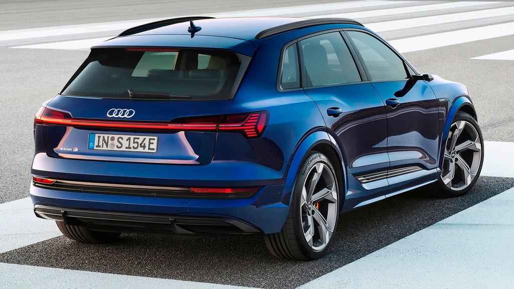Audi e-tron S y Audi e-tron S Sportback 2021
