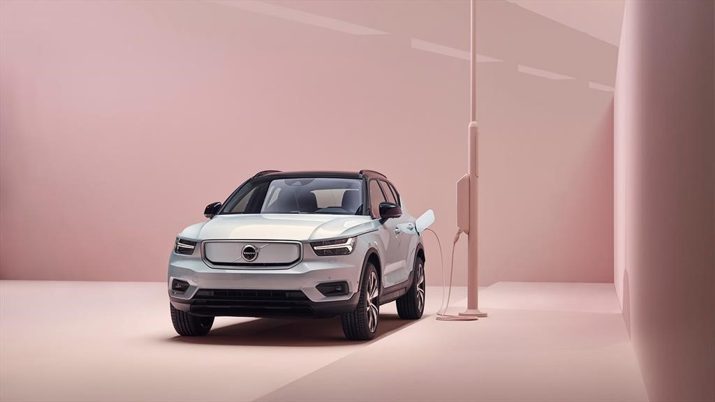 Volvo XC40 Recharge Pure Electric 2022