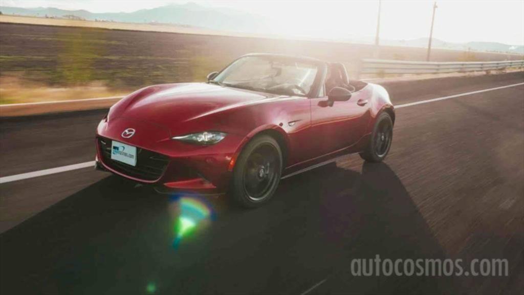 Mazda MX-5 2019 - Test drive