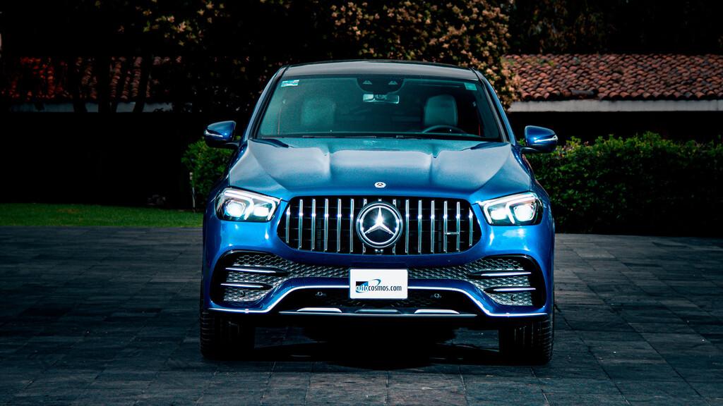 Mercedes-Benz Clase GLE Coupé 2021