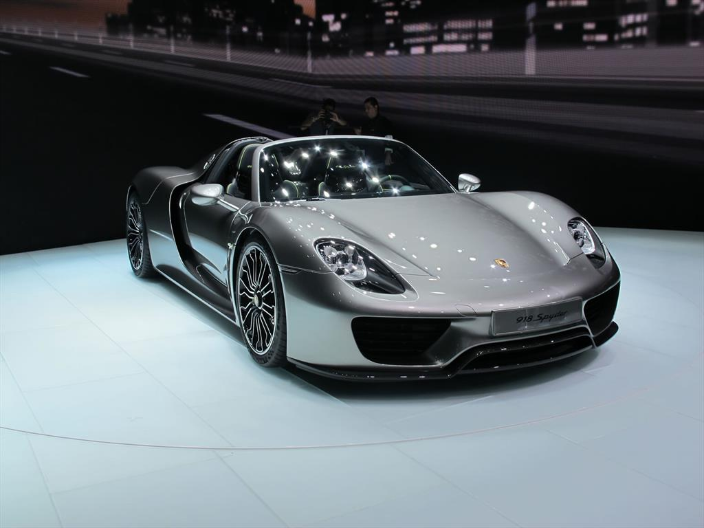 Sal n de frankfurt 2013 top 10 porsche 918 spyder for 10 best audiobooks of 2013 salon