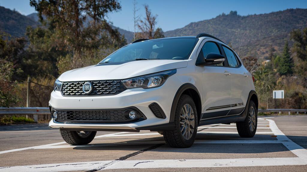 Fiat Argo Trekking - Test Drive