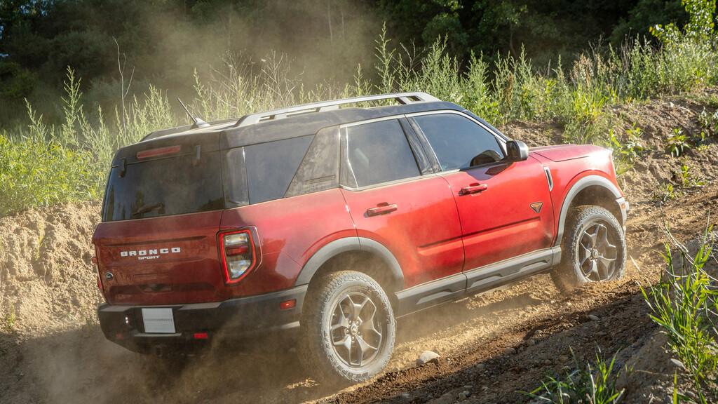 Ford Bronco Sport 2021 - Autocosmos.com
