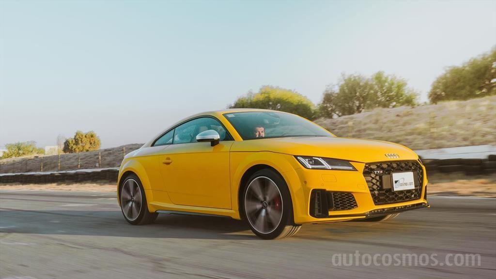 Audi TTS 2020 a prueba