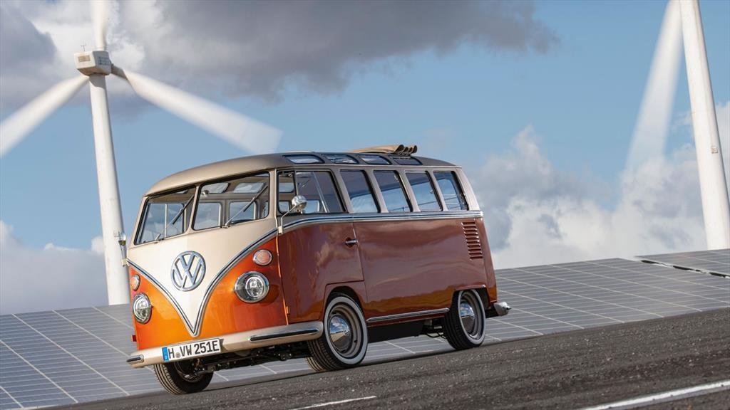 Volkswagen e-Kombi