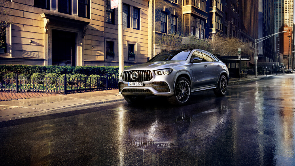 Mercedes-Benz GLE Coupé 2021