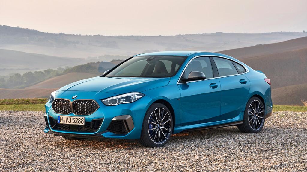 BMW 220i Gran Coupé 2021
