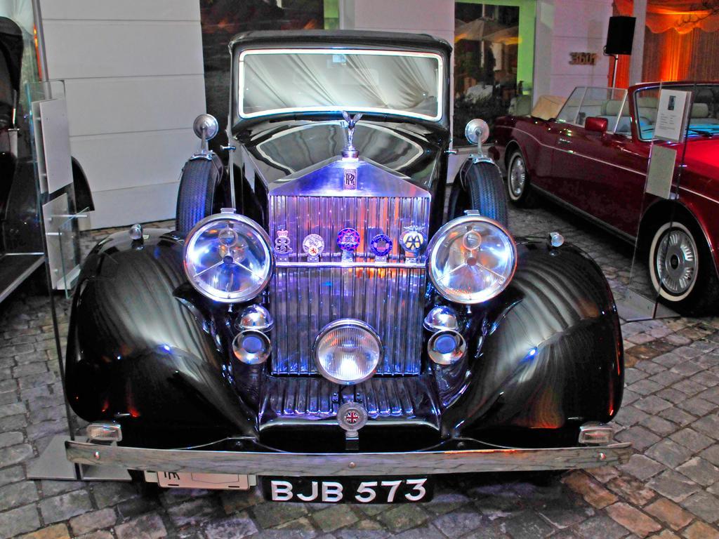 Rolls Royce Chile Inaugura Su Tienda En Chile Autocosmos Com