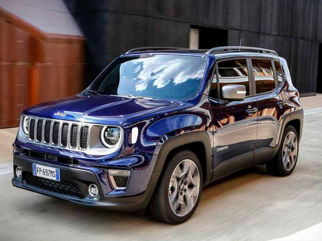 Jeep Renegade 2019 - Autocosmos.com