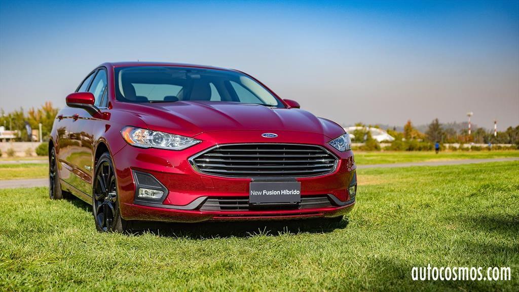 Ford Fusion Hybrid 2019 - Lanzamiento en Chile