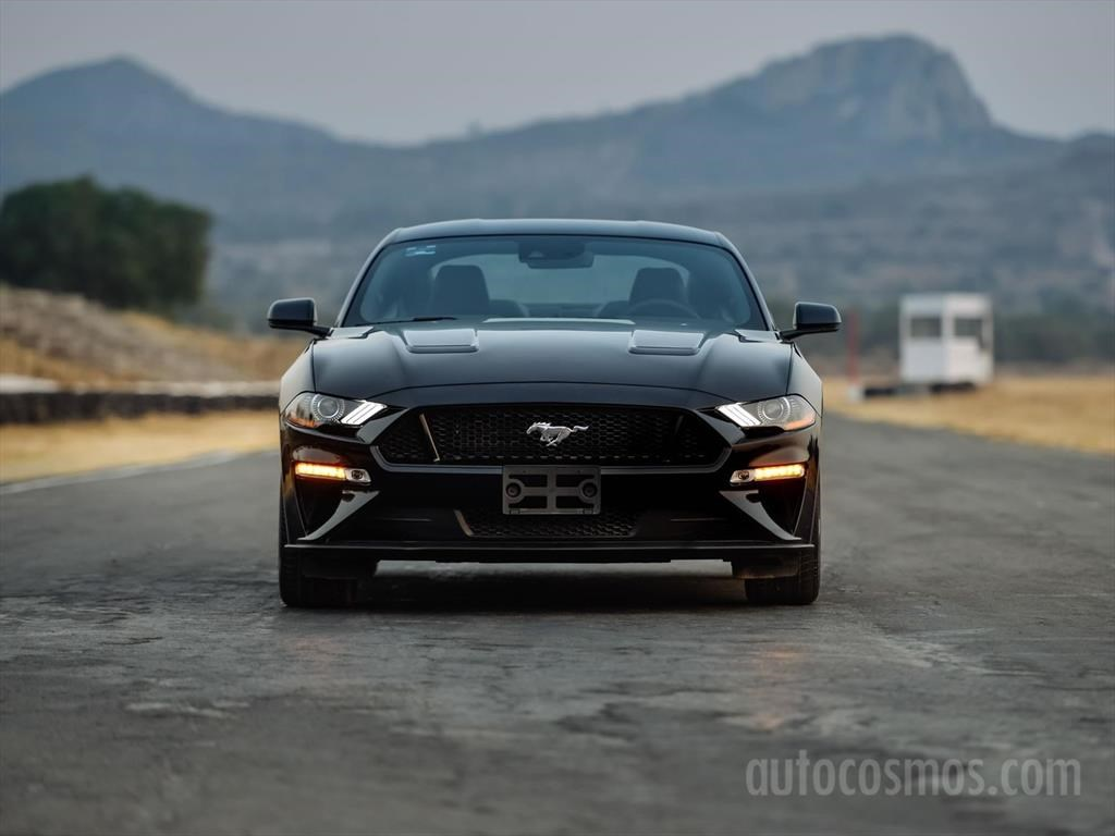 Nuevo Ford Mustang