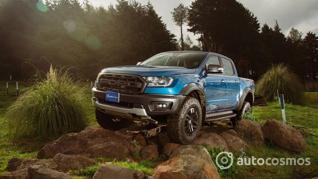Ford Ranger Raptor 2021 a prueba
