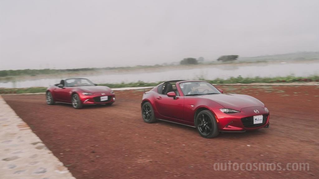 Mazda MX-5 vs Mazda MX-5 RF
