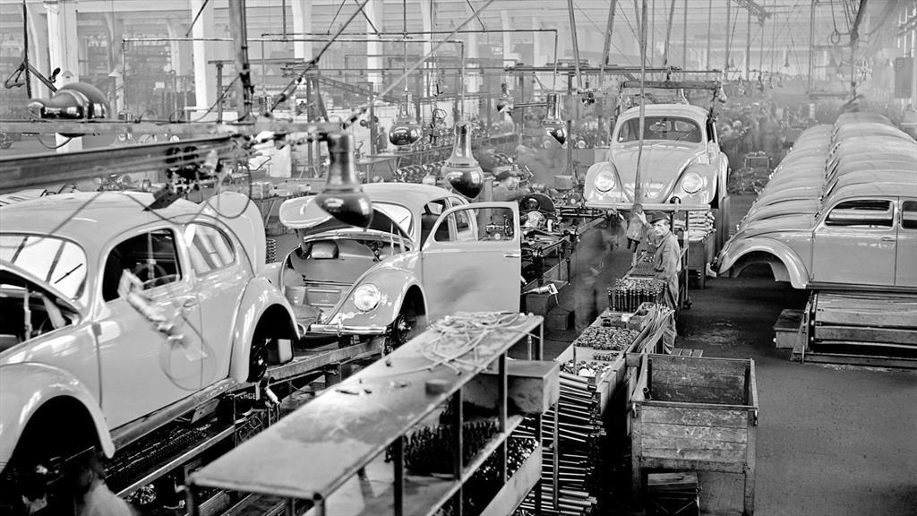 Inicio de Volkswagen de la mano de los británicos