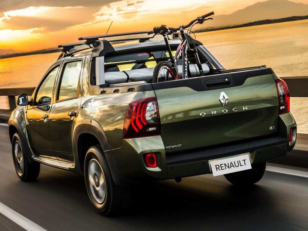 Renault Duster Oroch 2018 Autocosmos Com