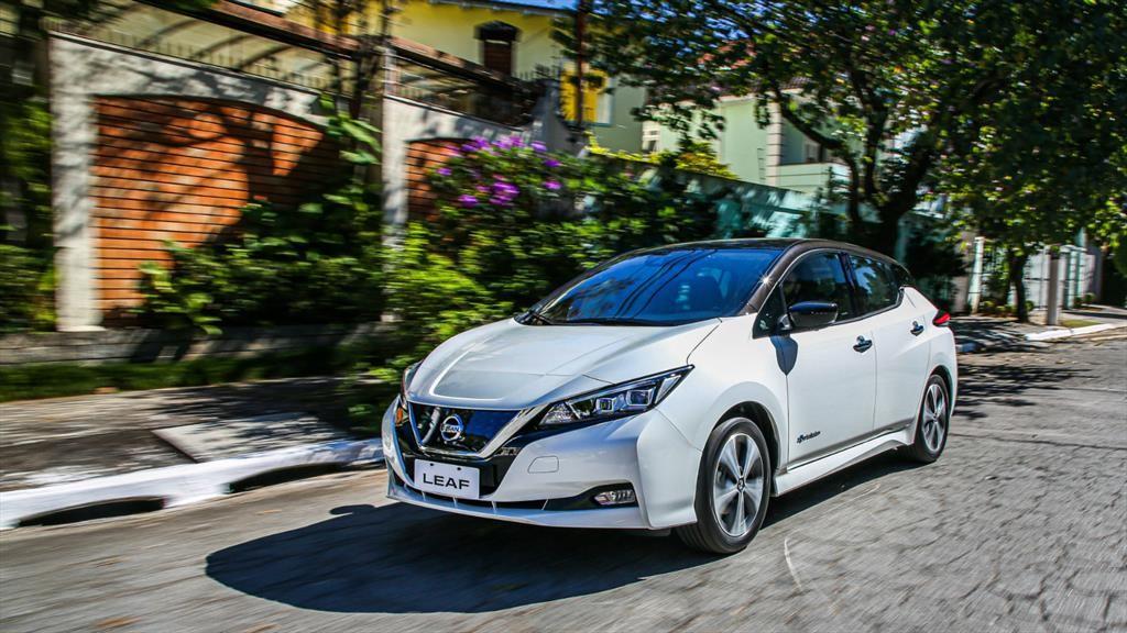 Nissan Leaf llega a Colombia