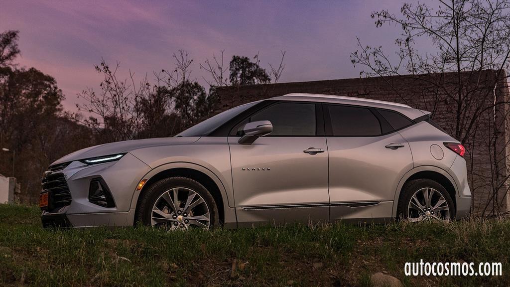 Test Drive Chevrolet Blazer 2020