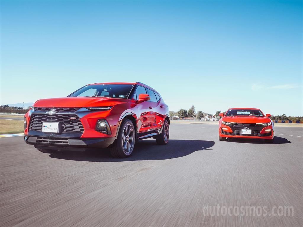 Chevrolet Blazer 2019 a prueba