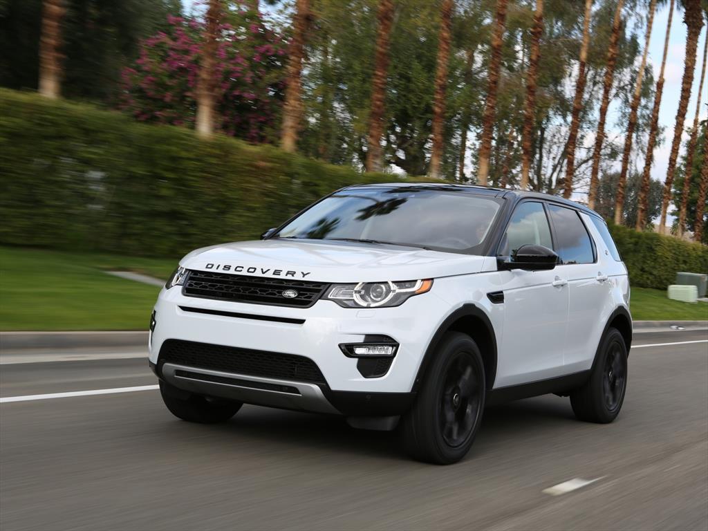 Land Rover Discovery >> Land Rover Discovery Sport 2015 - Autocosmos.com