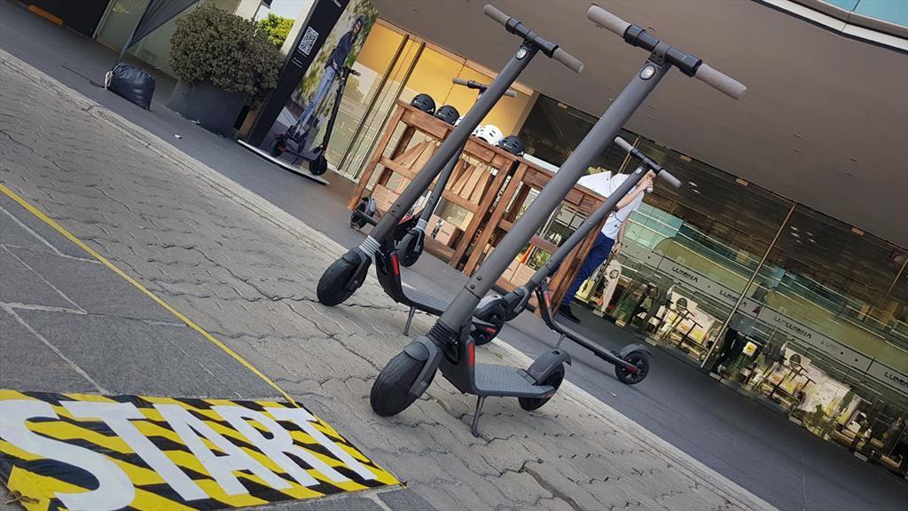 Segway Ninebot se lanza en Argentina