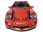 Porsche 911 Cabriolet PDK Lego