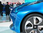 Toyota Prius C en el Salón de Detroit 2011